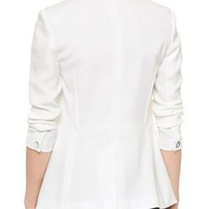 Windsor White Blazer